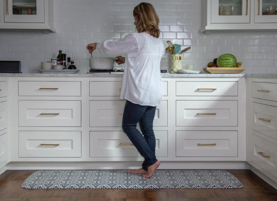 Gelpro Elite Gel Filled Comfort Floor Mats In Elegant Fashionable Styles
