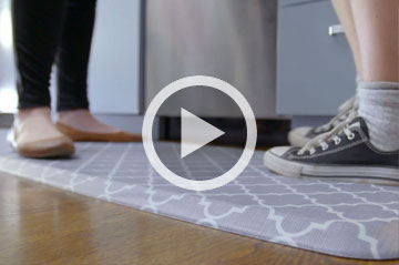 Kitchen Floor Mats For Comfort. The Ultimate Anti Fatigue Floor Mat ...
