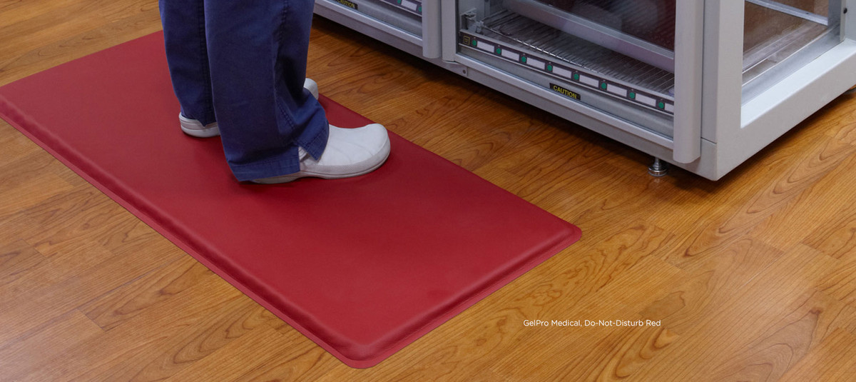 GelPro Medical Floor Mats | Ergo Standing Mats for Hospitals