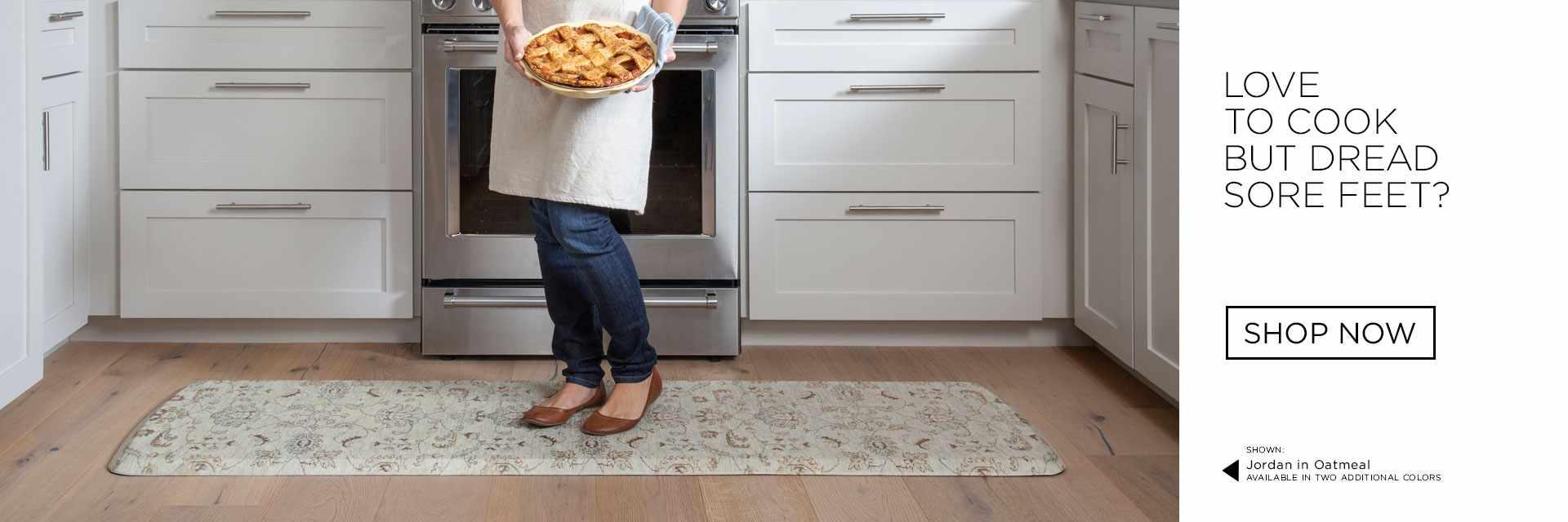 Kitchen Floor Mats For Comfort The