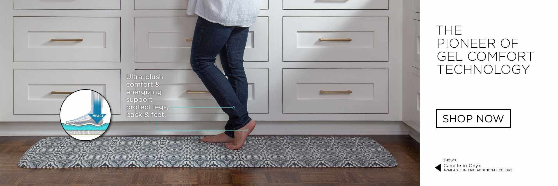 Kitchen Floor Mats For Comfort. The Ultimate Anti Fatigue ...